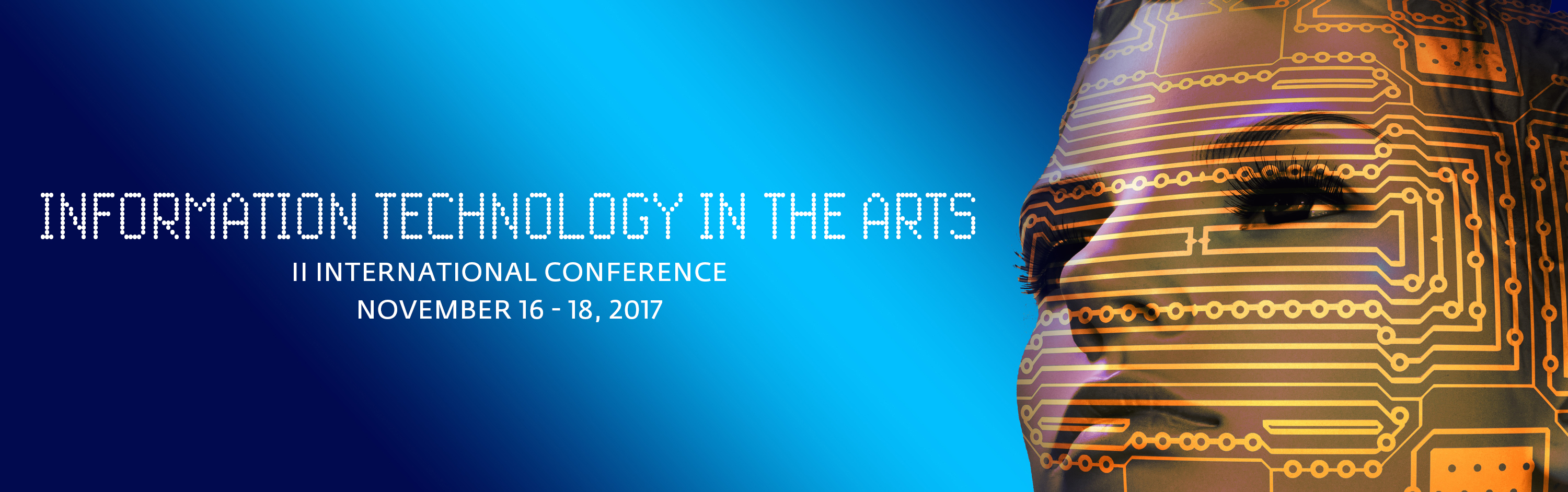 Information Technology in the Arts - 2017